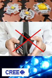 Экономия на светодиодах