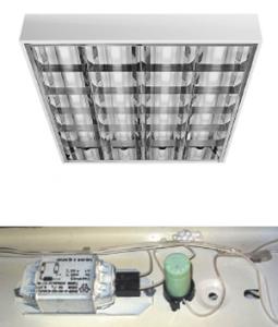 Как подключить лампу с ЭмПРА