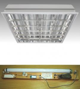 Подключение лампы с ЭПРА