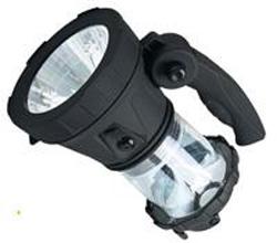 Светодиодный аккумуляторный фонарь: устройство и характеристики