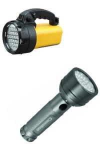 Типология светодиодных фонарей