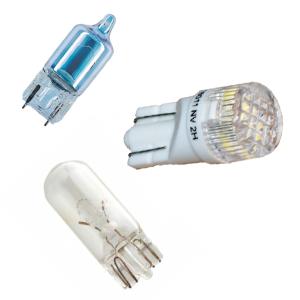 светодиодные лампы для авто W5w