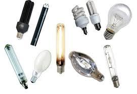 Классификация ламп для растений