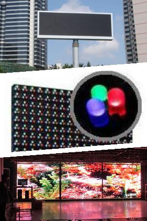 Области применения DIP экранов