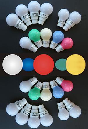 Светодиодные лампы в СПБ и их виды