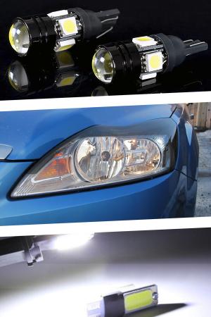 W5W t10 лампа светодиодная для авто