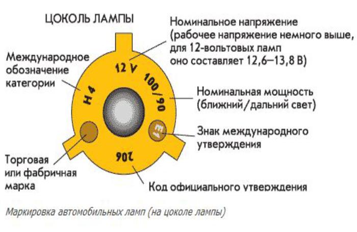 Устройство светодиодных круглых фар