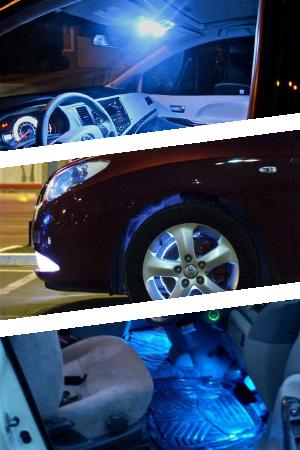 Выбор LED ламп для авто