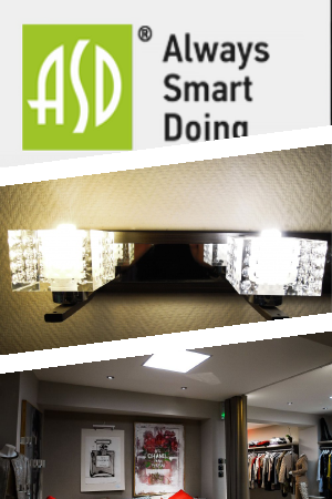 LED лампы ASD