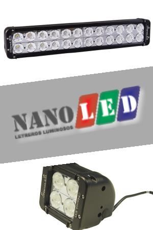 Светодиодные фары от компании NanoLed