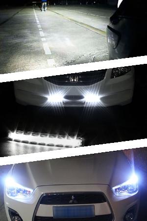 Световой поток светодиодных ламп