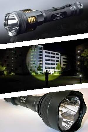 LED фонарики