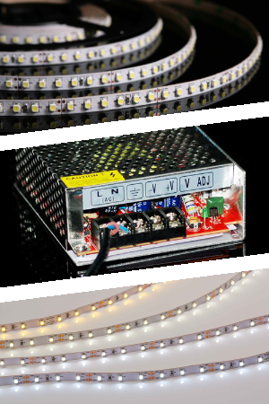 Блок питания для LED ленты 12 В