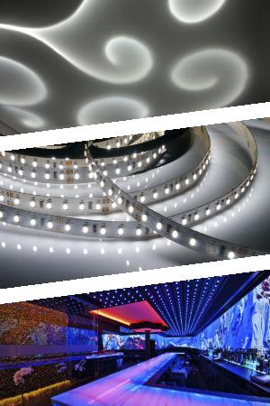 Типы светодиодных лент
